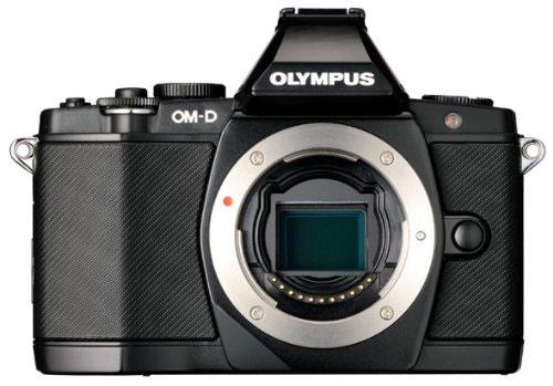 Olympus-OMD-E-M5-Mk II-camera