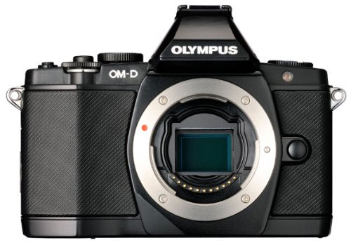 Olympus-OMD-E-M5-camera