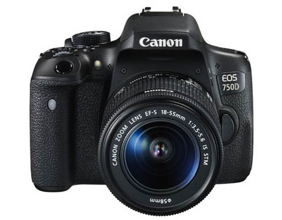 eb7e6544f59 Canon-750D-front-image-1. Canon 750D specification finally leaked today