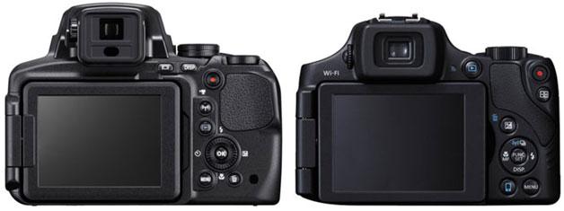 Nikon COOLPIX P900 vs. Canon Power Shot SX60 HS 2