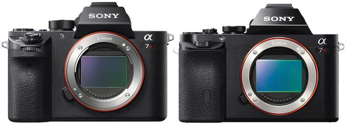 Sony-Alpha-7R-II-vs.-Sony-Alpha-7R-1