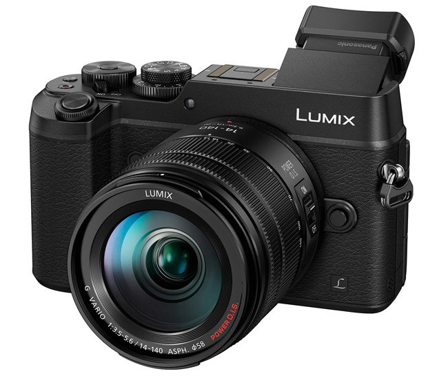 Panasonic gx8 announced world first dual is camera new for New camera 2015