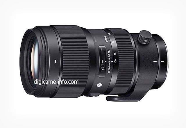 Sigma-50-100mm-lens-image