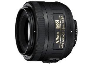 Nikon 35mm F1.8 Lens for Nikon D500
