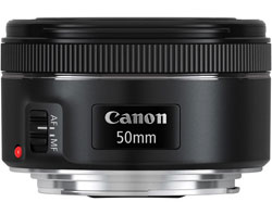 Canon 50mm lens image