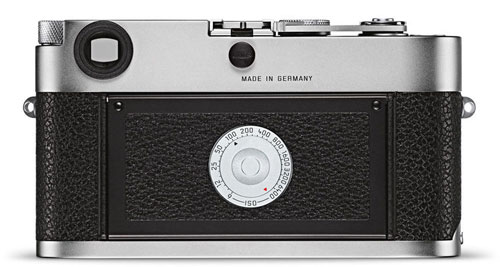 Leica MA camera back image