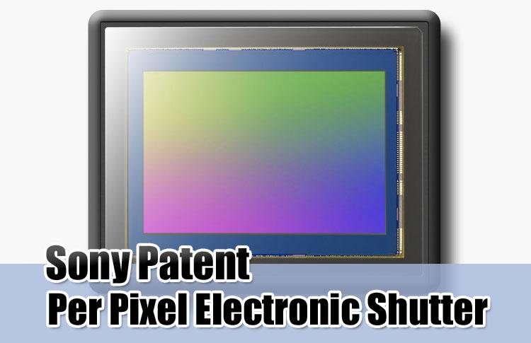 Sony Hybrid Sensor Patent