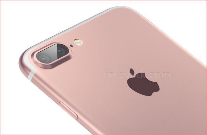 leaked image of iPhone 7 camera