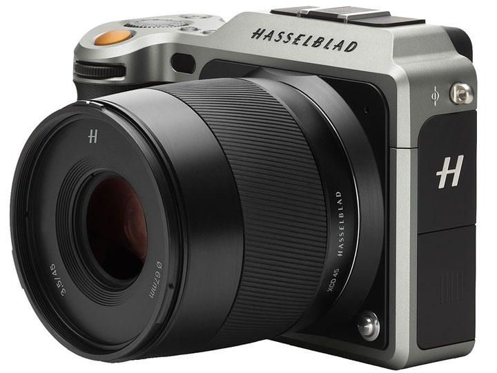 Hasselblad mirrorless medium format