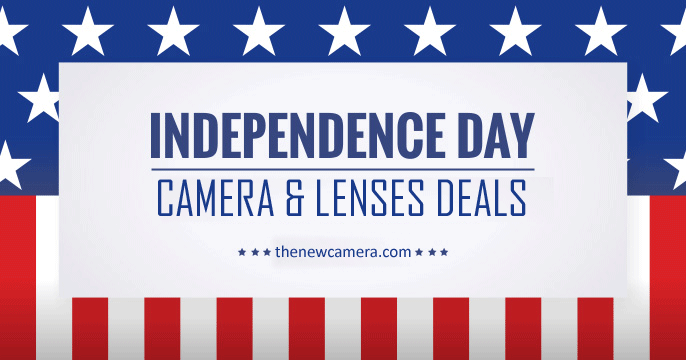 camera and lenses deals