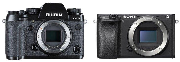 Fuji-X-T2-vs.-Sony-A6300