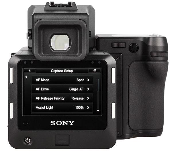 Sony medium format