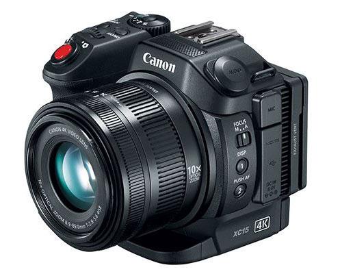 Canon XC15 image
