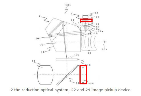 Canon Patent Advance Optical Viewfinder « NEW CAMERA