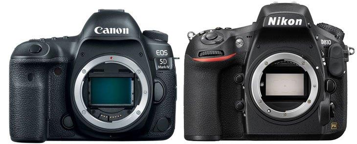 Canon 5d Mark Iv Vs Nikon D 1