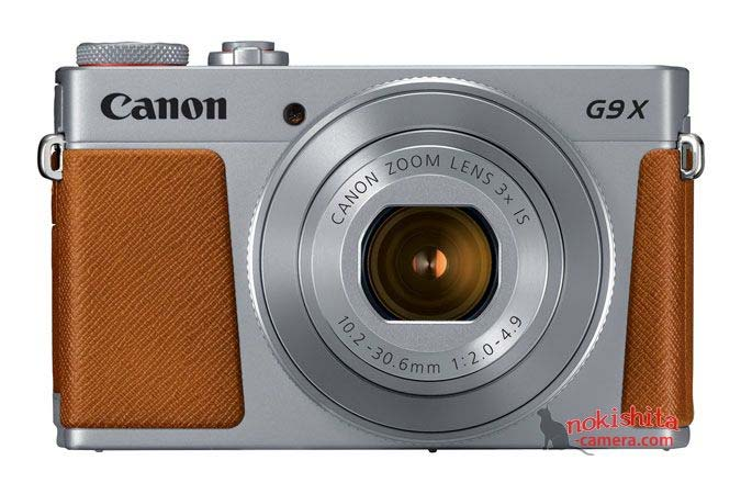 Canon G9X Mark II camera image