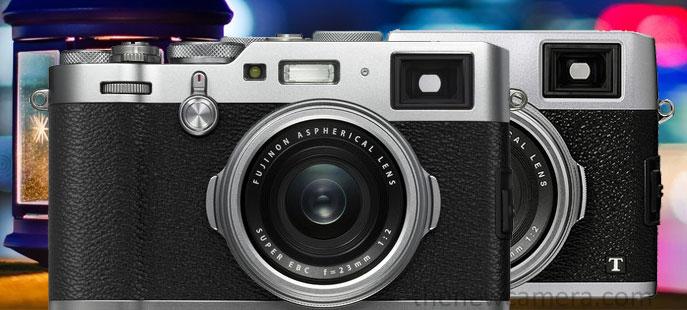 Fuji X100F vs X100T image