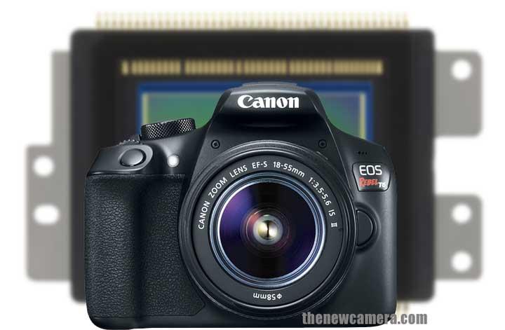 Canon 18MP DSLR image