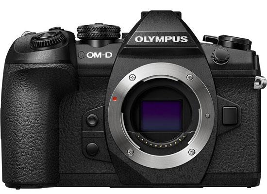 Olympus OMD E-M1 Mk II lenses