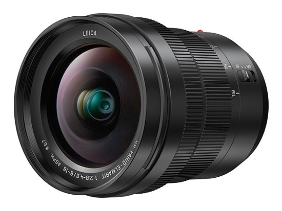 Panasonic New Lens image