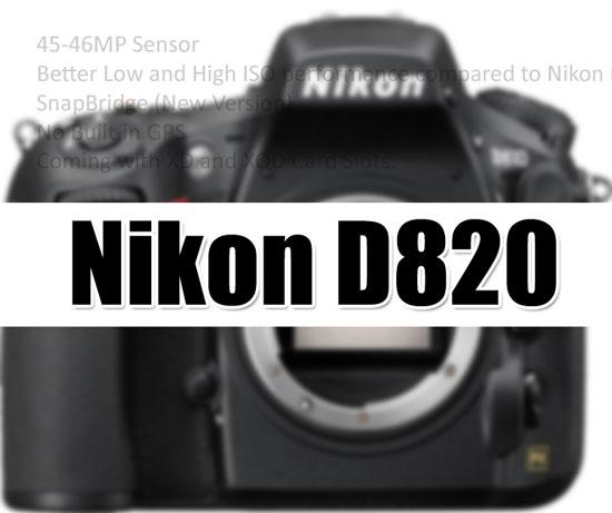 Nikon D820 image