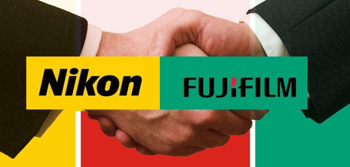 Nikon Fuji image