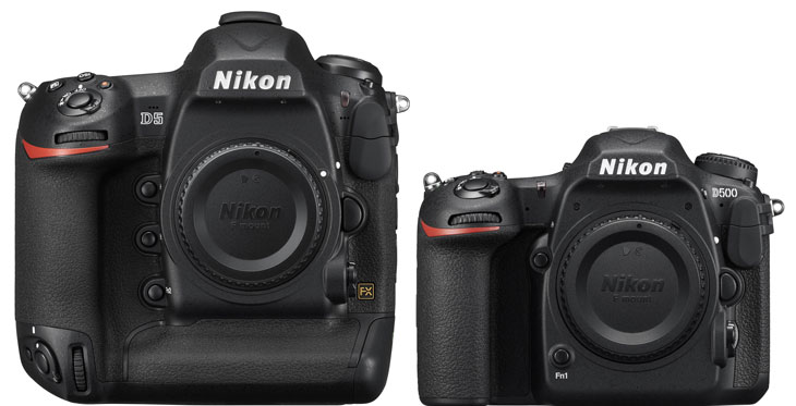 Nikon D5 and Nikon D500 Firmware Updates « NEW CAMERA