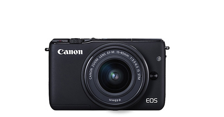 Canon EOS M100 camera
