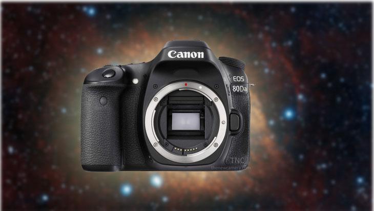 Canon 80Da
