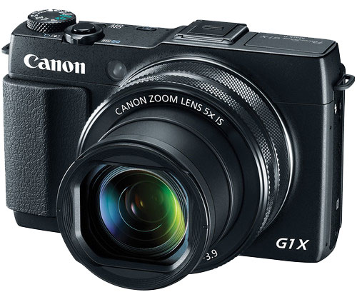 Canon G1X Mark III camera