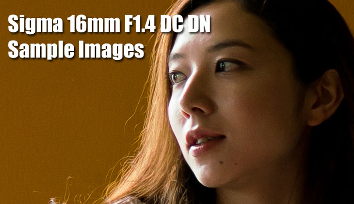 Sigma 16mm F2.8 Lens