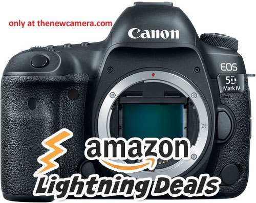 Canon 5D Mark IV Super Deal