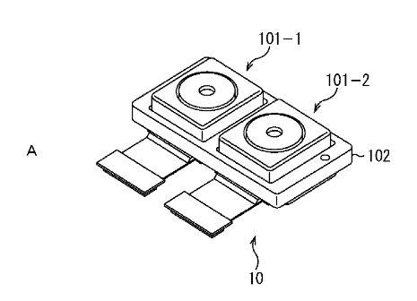 Sony Dual Camera Lens Module