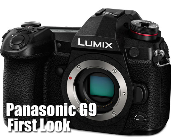 panasonic G9 camera image