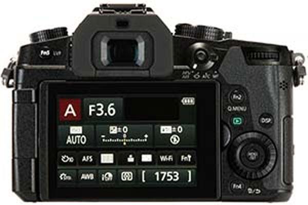 Panasonic G9 image