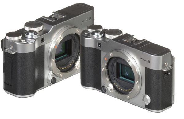 Fuji X-A5 coming next month