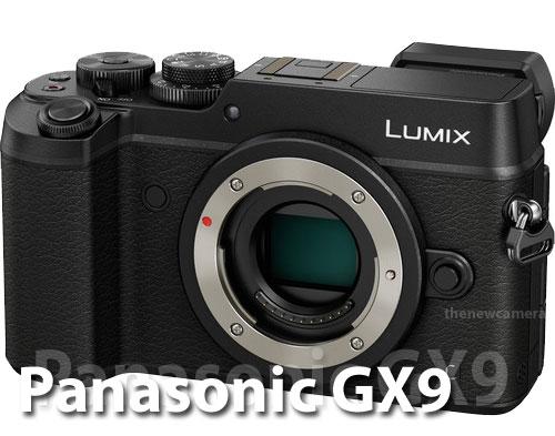 panasonic gx9 camera image