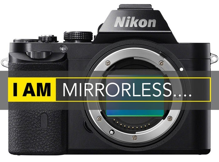 Nikon Mirrorless camera image