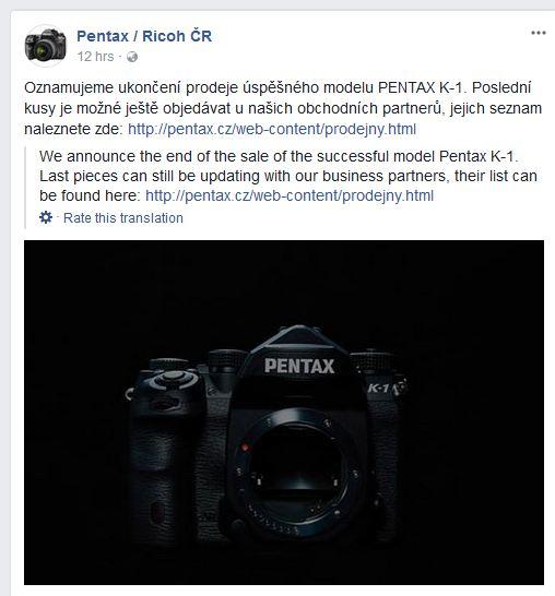 Pentax Ricoh