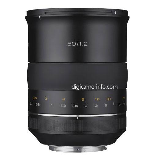 Samsyang XP lens image