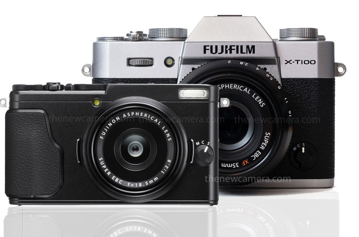 Fuji T100 or Fuji X 80 Coming Soon ? « NEW CAMERA