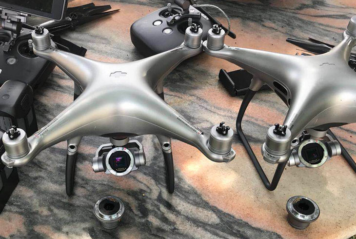 DJI Phantom 5 Drone Is Rain Proof More Images Leaked