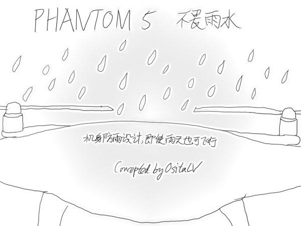 Phantom 5 prototype image