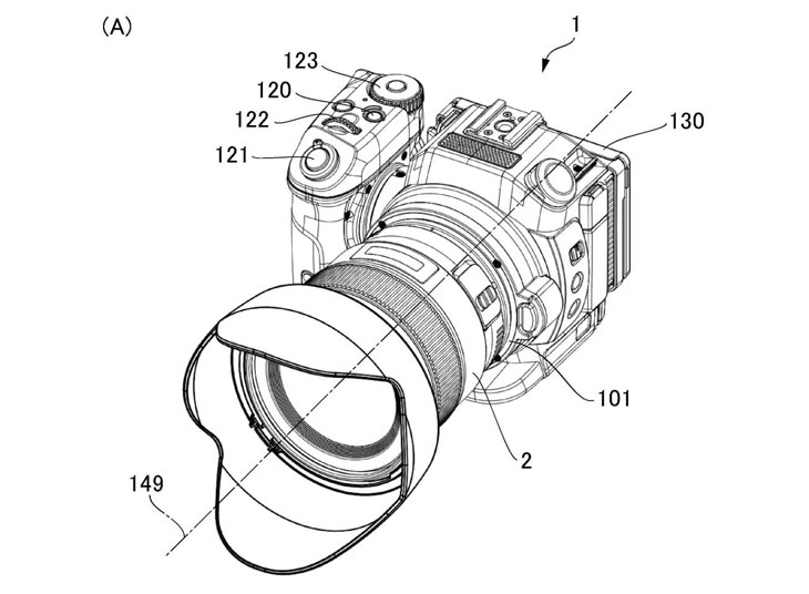 Canon Cinema Camera Patent « NEW CAMERA