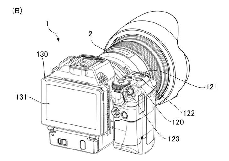 Canon Cinema Camera Patent « NEW CAMERA