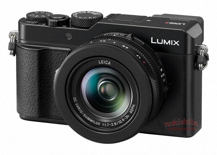 Panasonic LX100 II camera