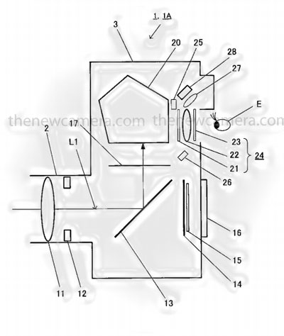 Nikon Latest Patent - Better VR, Intelligent Optical Viewfinder and More