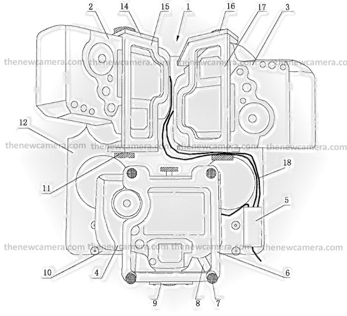 Canon 150MP Ariel Camera Patent « NEW CAMERA