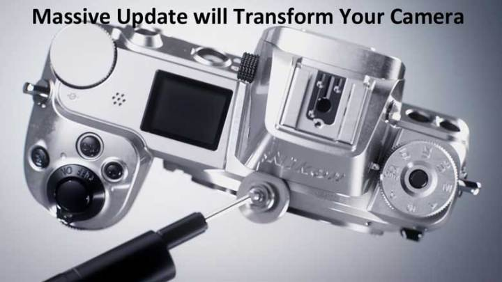 Nikon Z6 and Z7 Massive Update will Transform Your Camera