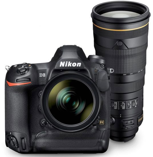Nikon D6 Development Announcement Press Release « NEW CAMERA